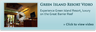 Green Island Resort Video