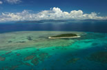 Green Island on the Great Barrier Reef